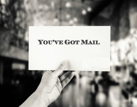 You've Got Mail.. #001